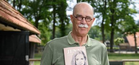 Haaksbergse zakenman John de Kiewit schrijft boek Jenna: 'Alles  is  fictie, bijna alles...'