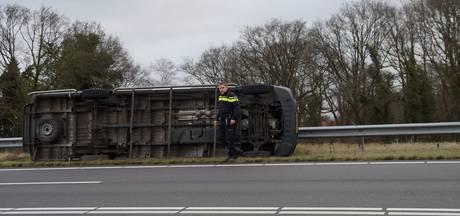 LIVE: Gewonden door zeer zware storm, veel schade in Brabant