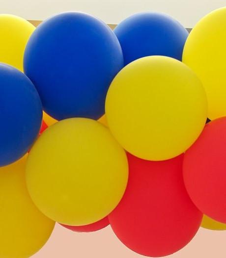Bond van Oranjeverenigingen: stop met het oplaten van ballonnen