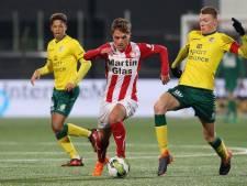 Bekijk hier de samenvatting van FC Oss - Fortuna Sittard