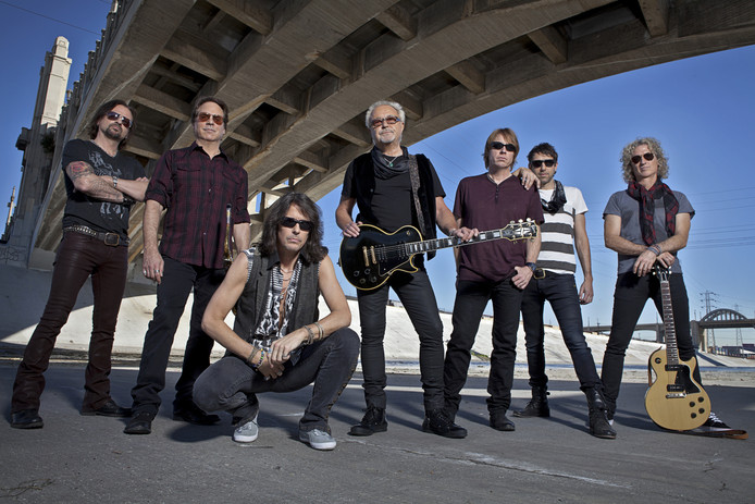 De bekende Amerikaanse rockband Foreigner komt in juni 2020 naar TivoliVredenburg in Utrecht.