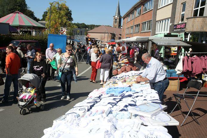 Zaterdag is er opnieuw jaarmarkt in Sint-Genesius-Rode.