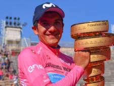 Giro-winnaar Carapaz moet geblesseerd afzeggen voor Vuelta