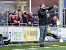 Trainer Gert Jan Karsten twee jaar naar Urk