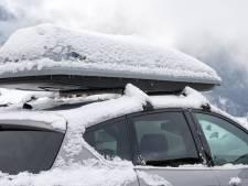 Politie verstopt camera in skibox om automobilisten te betrappen