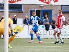 Hoek onderuit in oefenduel met beloften AA Gent