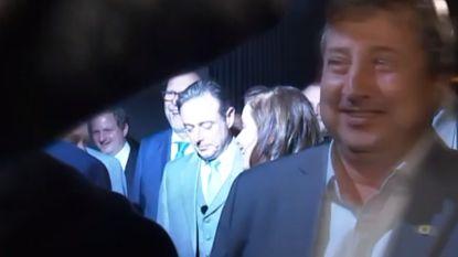 """De Wever tegen partijgenoten: """"Jullie zijn mijn schild en mijn vrienden"""""""