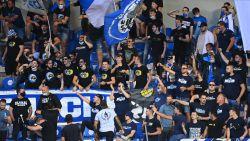 """RC Genk veroordeelt gedrag van fans die coronaregels aan hun laars lappen: """"Grote stap terug naar een leeg stadion"""""""