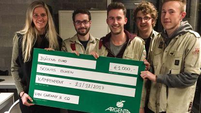 Winst '8ste Nacht van Gwenny & Co' naar lokale verenigingen