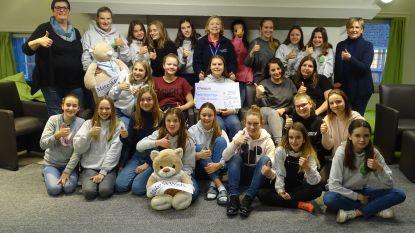 Internaat Sint-Jozef spaart 2.000 euro voor Make-a-Wish