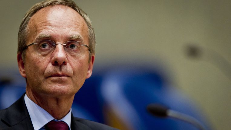 Minister Henk Kamp van Sociale Zaken Beeld ANP