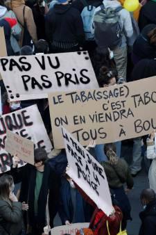 Près de 133.000 manifestants en France pour les marches des libertés