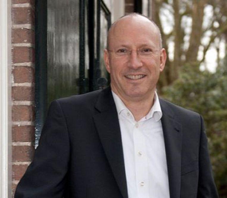 Frank Wijn financieel specialist en oud-bankier Beeld