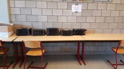 Stad zamelt oude laptops en tablets in voor kansarme gezinnen