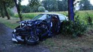 Tweemaal ongeval door gladde wegen
