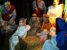 Levende kerststal Kukele-boe Woerden afgelast