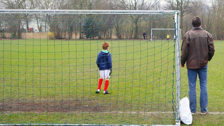 De voetbalbond KNVB telt nog altijd de meeste leden Beeld archief