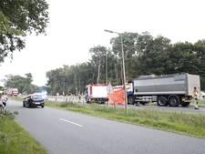 Dode bij ongeval op de N35 bij Wijthmen