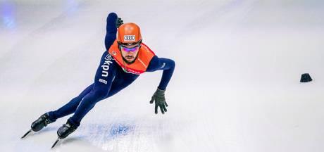 Inhaalactie Knegt bezorgt Nederland zilver op achtervolging