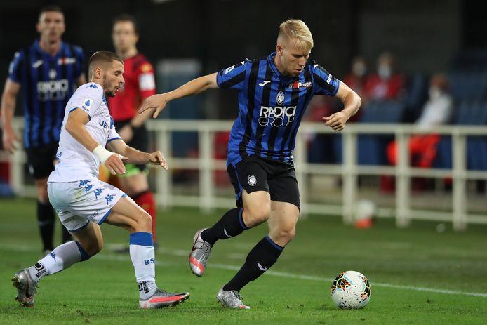 Czyborra verlaat Atalanta Bergamo vrijwel zeker voor Cagliari