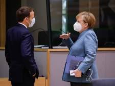 La France et l'Allemagne vont renforcer les mesures sanitaires