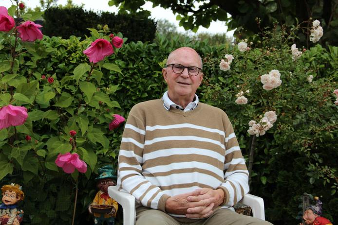 Giel van Boom, raadslid TOP/Gemeentebelangen.