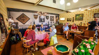 Nostalgie troef in 'Minnewoater'-café