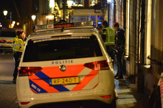 Schietpartij in centrum Breda.