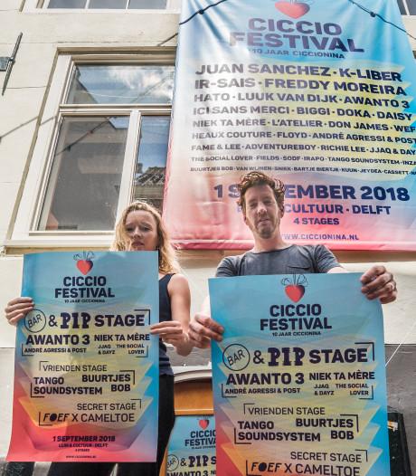 Club Ciccionina bestaat tien jaar: groot feest in september