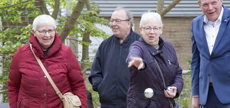 'Tirer ou pointer' op gloednieuwe jeu-de-boulesbanen in Hulsen