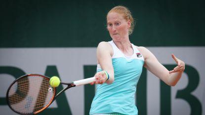 """Van Uytvanck sneuvelt na driesetter in eerste ronde Roland Garros: """"Veel te veel fouten gemaakt"""""""