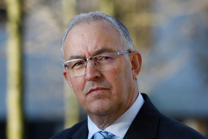 Burgemeester Aboutaleb.