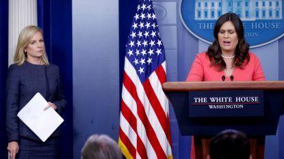 """Eigenares restaurant stuurt woordvoerster Witte Huis weg: """"We houden bepaalde waarden hoog in het vaandel"""""""
