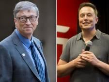 Elon Musk: 'Ik ben niet echt onder de indruk van Bill Gates'