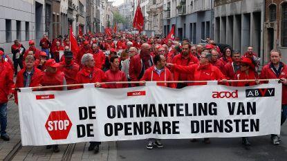 Vlaamse ambtenaren lokale besturen vragen opslag en kondigen staking aan