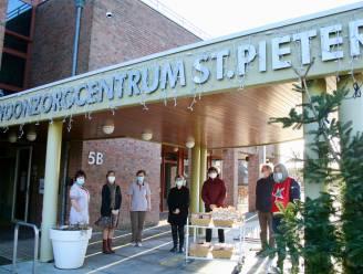 PVDA bakt lekkers voor personeel en bewoners woonzorgcentrum Sint-Pieter