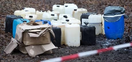 Politie ziet toename drugsafval en -opslag in Brabant