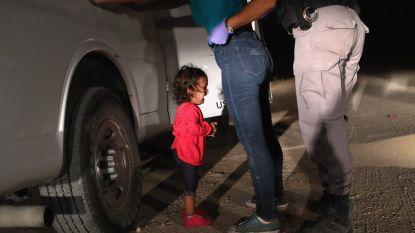 Bijna miljoen mensen opgepakt op een jaar tijd aan grens VS en Mexico