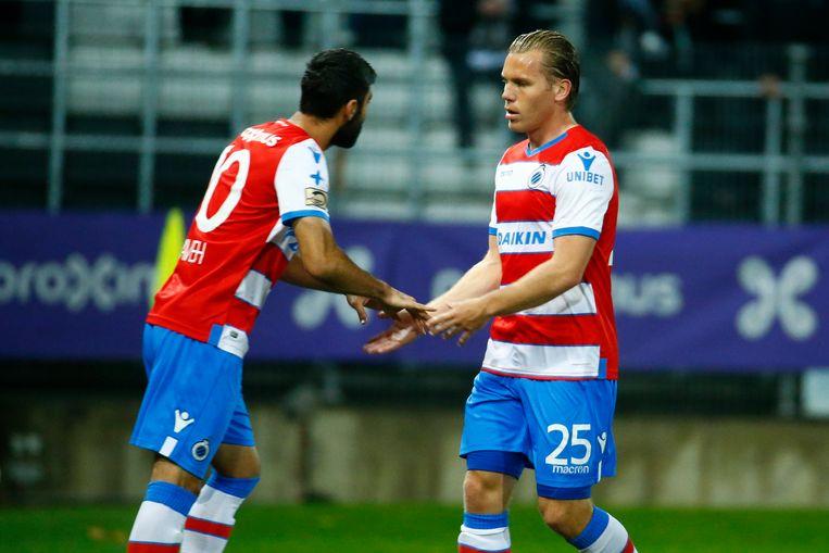 Rezaei lost Vormer in Charleroi af.