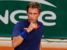 Coppejans affrontera l'Allemand Maden au 1er tour de Roland-Garros