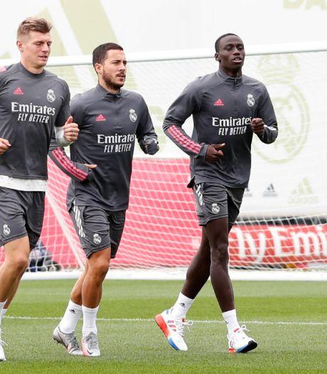 """La """"surprenante"""" sélection d'Eden Hazard pour la Ligue des champions"""