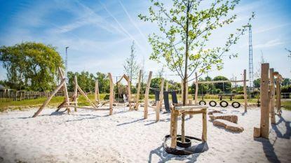 Gemeente geeft openingsfeest voor nieuwe speelzone Ganzenweide