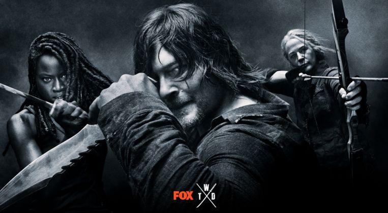 'The Walking Dead' Seizoen 10
