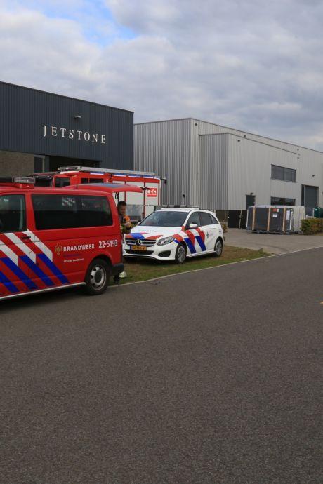 Persoon overleden na bedrijfsongeval in Deurne