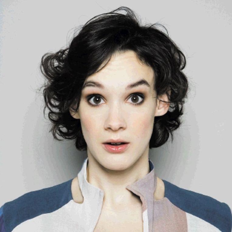 Anne van Veens debuutalbum is opvallend volwassen van toon. (FOTO JULIA DE BOER) Beeld