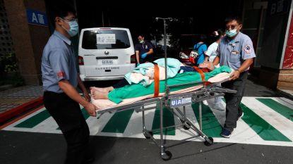 Zeker 9 doden bij ziekenhuisbrand in Taiwan
