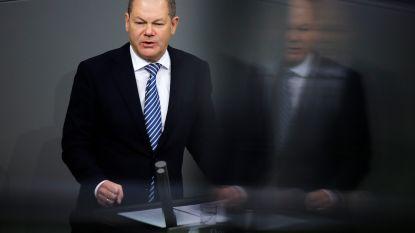 Woning van Duitse vicekanselier aangevallen door zo'n veertien mensen