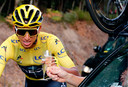 Bernal won afgelopen jaar de Tour.