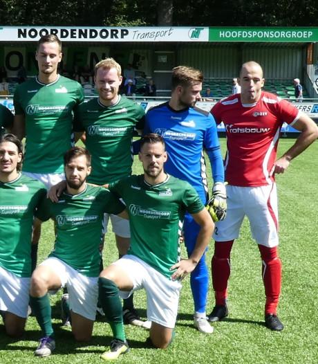 AZSV-speler 'verpest' elftalfoto HSC'21