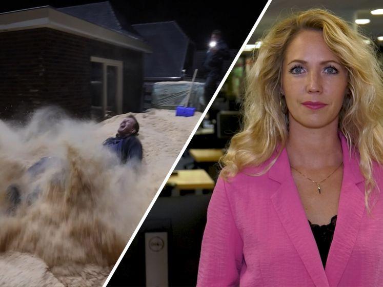 de Stentor Nieuws Update: Tuin vol zaagsel en Dronten opgeschrikt